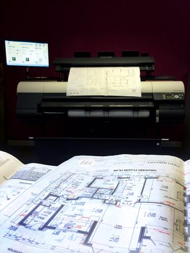 plan printing, plan sanning, plan copying