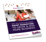 how to use print marketing in your business