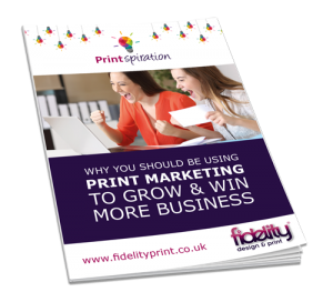 why you should be using print marketing to grow and win more business