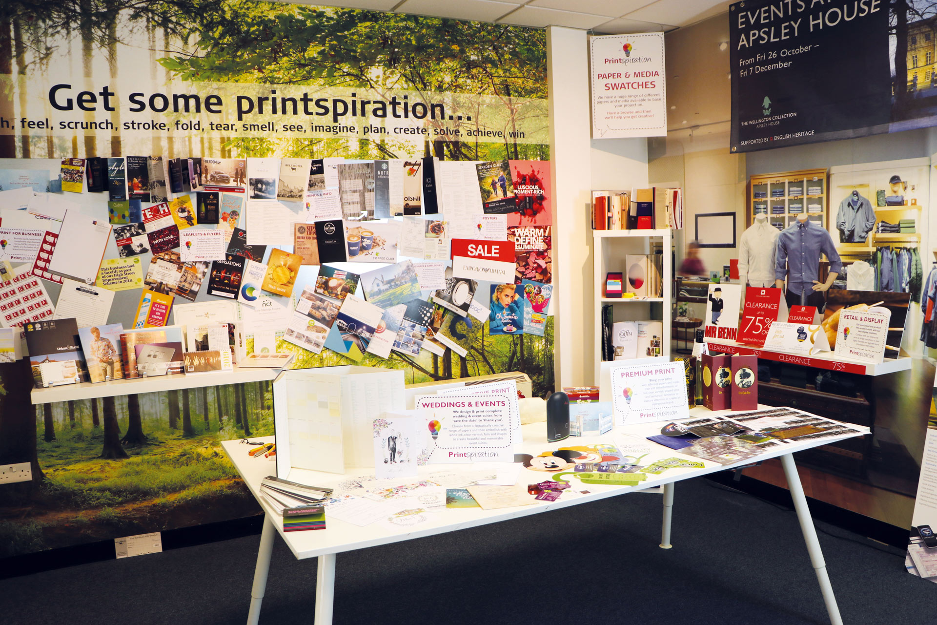 printspiration centre now open
