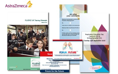 astrazeneca training materials
