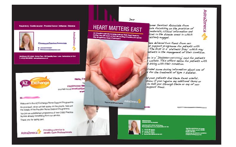 pharmaceutical marketing print
