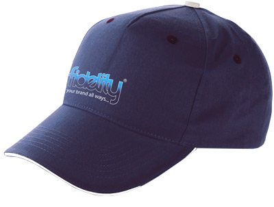 promotional merchandise branded emboidered caps