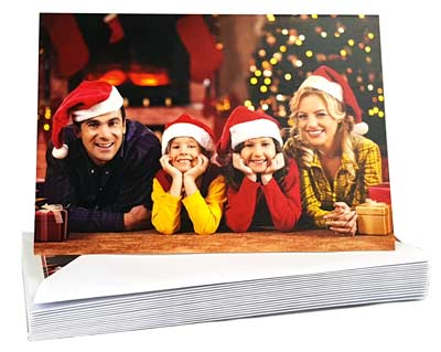 xmas card pack 24 ards with envelopes